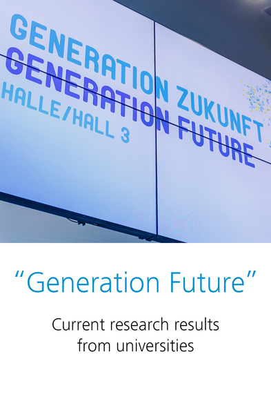 "Special area ""Generation Future"""