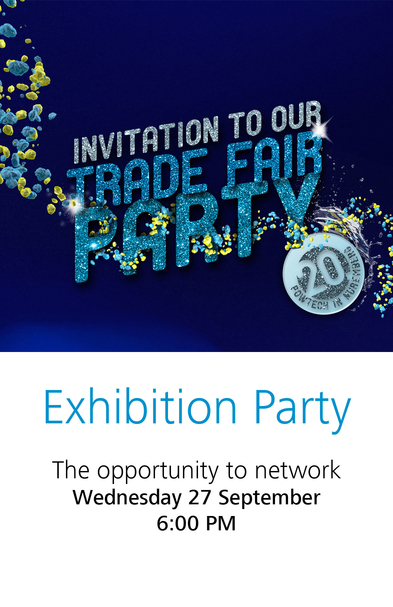 Exhibition Party